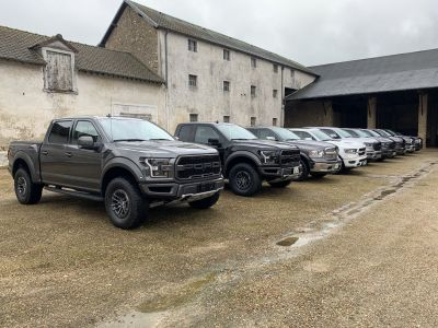 Ford F150 Raptor Supercab E85/PAS D'ÉCO TAXE/PAS TVS/TVA Récup - <small></small> 87.900 € <small>HT</small> - #11