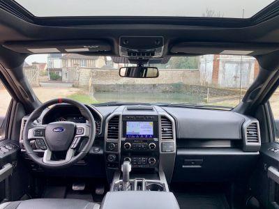 Ford F150 Raptor Supercrew E85 - PAS D'ECO TAXE/PAS TVS/TVA RECUP - <small></small> 92.900 € <small>HT</small> - #15
