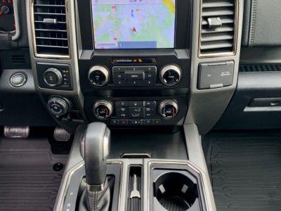 Ford F150 Raptor Supercrew E85 - PAS D'ECO TAXE/PAS TVS/TVA RECUP - <small></small> 92.900 € <small>HT</small> - #16