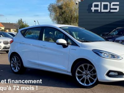 Ford Fiesta V 1.0 EcoBoost 100ch Stop&Start Vignale 5p - <small></small> 15.990 € <small>TTC</small> - #1