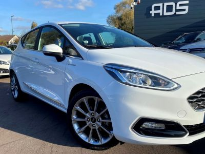 Ford Fiesta V 1.0 EcoBoost 100ch Stop&Start Vignale 5p - <small></small> 15.990 € <small>TTC</small> - #4
