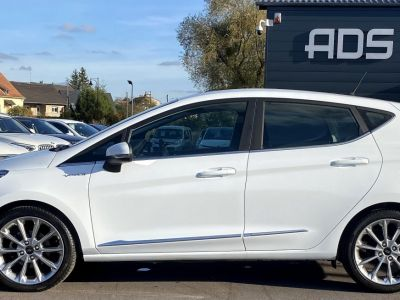 Ford Fiesta V 1.0 EcoBoost 100ch Stop&Start Vignale 5p - <small></small> 15.990 € <small>TTC</small> - #6