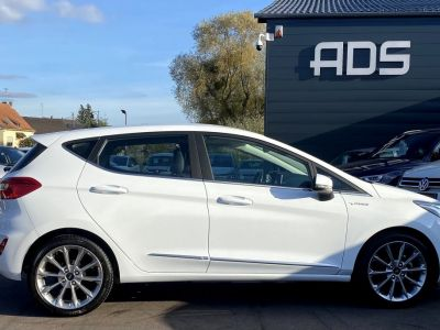 Ford Fiesta V 1.0 EcoBoost 100ch Stop&Start Vignale 5p - <small></small> 15.990 € <small>TTC</small> - #7