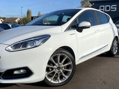 Ford Fiesta V 1.0 EcoBoost 100ch Stop&Start Vignale 5p - <small></small> 15.990 € <small>TTC</small> - #9