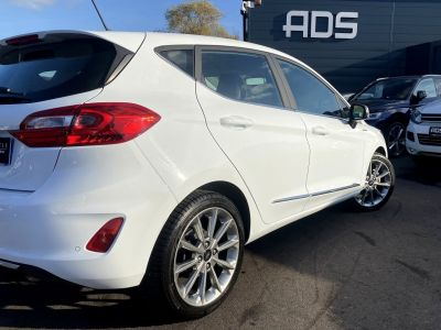 Ford Fiesta V 1.0 EcoBoost 100ch Stop&Start Vignale 5p - <small></small> 15.990 € <small>TTC</small> - #10
