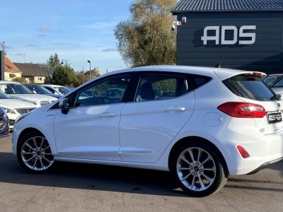 Ford Fiesta V 1.0 EcoBoost 100ch Stop&Start Vignale 5p - <small></small> 15.990 € <small>TTC</small> - #11