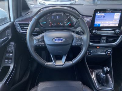 Ford Fiesta V 1.0 EcoBoost 100ch Stop&Start Vignale 5p - <small></small> 15.990 € <small>TTC</small> - #18