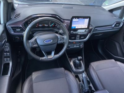 Ford Fiesta V 1.0 EcoBoost 100ch Stop&Start Vignale 5p - <small></small> 15.990 € <small>TTC</small> - #21