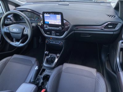 Ford Fiesta V 1.0 EcoBoost 100ch Stop&Start Vignale 5p - <small></small> 15.990 € <small>TTC</small> - #23