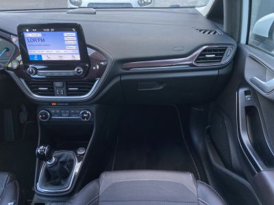 Ford Fiesta V 1.0 EcoBoost 100ch Stop&Start Vignale 5p - <small></small> 15.990 € <small>TTC</small> - #24
