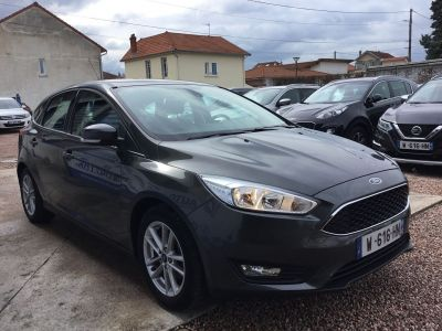 Ford Focus 1.5 ECOBLUE 120CH TREND BUSINESS BVA - <small></small> 13.990 € <small>TTC</small> - #2