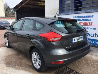Ford Focus 1.5 ECOBLUE 120CH TREND BUSINESS BVA - <small></small> 13.990 € <small>TTC</small> - #4