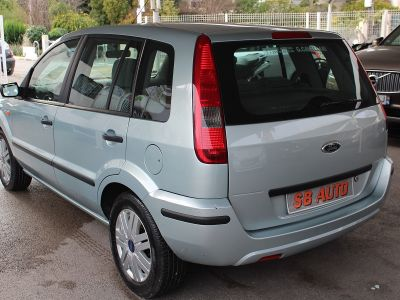 Ford Fusion 1.4 16V 80CH ELEGANCE DURASHIFT - <small></small> 4.890 € <small>TTC</small>