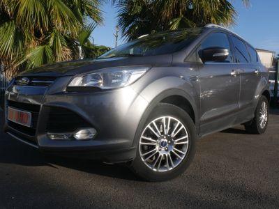 Ford Kuga 2.0 TDCI 140CH FAP TITANIUM - <small></small> 14.890 € <small>TTC</small>