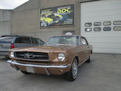 Ford Mustang 1964 1/2 - <small></small> 33.000 € <small>TTC</small> - #1