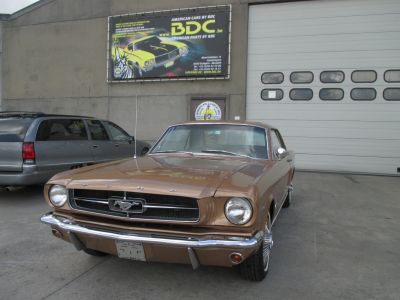Ford Mustang 1964 1/2 - <small></small> 33.000 € <small>TTC</small> - #2