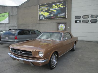 Ford Mustang 1964 1/2 - <small></small> 33.000 € <small>TTC</small> - #3