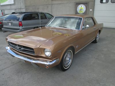 Ford Mustang 1964 1/2 - <small></small> 33.000 € <small>TTC</small> - #4