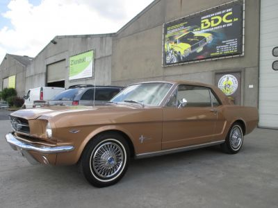 Ford Mustang 1964 1/2 - <small></small> 33.000 € <small>TTC</small> - #5