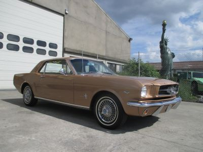 Ford Mustang 1964 1/2 - <small></small> 33.000 € <small>TTC</small> - #16