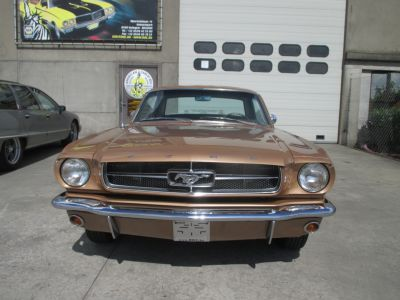 Ford Mustang 1964 1/2 - <small></small> 33.000 € <small>TTC</small> - #17