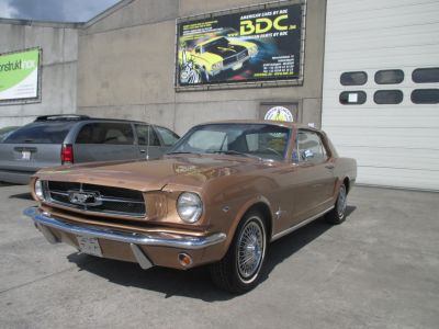 Ford Mustang 1964 1/2 - <small></small> 33.000 € <small>TTC</small> - #18