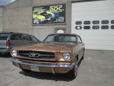Ford Mustang 1964 1/2 - <small></small> 33.000 € <small>TTC</small> - #19