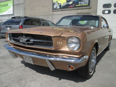 Ford Mustang 1964 1/2 - <small></small> 33.000 € <small>TTC</small> - #20