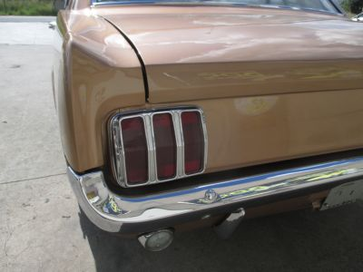 Ford Mustang 1964 1/2 - <small></small> 33.000 € <small>TTC</small> - #35