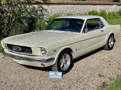 Ford Mustang 1964 1/2 coupe C - <small></small> 32.500 € <small>TTC</small> - #2
