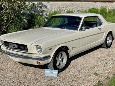 Ford Mustang 1964 1/2 coupe C - <small></small> 32.500 € <small>TTC</small> - #3