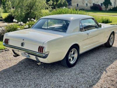 Ford Mustang 1964 1/2 coupe C - <small></small> 32.500 € <small>TTC</small> - #5