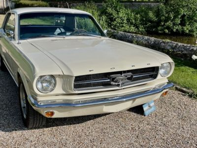 Ford Mustang 1964 1/2 coupe C - <small></small> 32.500 € <small>TTC</small> - #8