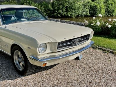 Ford Mustang 1964 1/2 coupe C - <small></small> 32.500 € <small>TTC</small> - #9