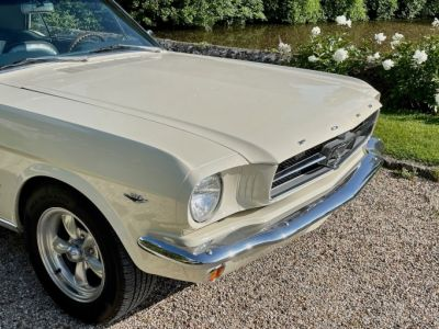 Ford Mustang 1964 1/2 coupe C - <small></small> 32.500 € <small>TTC</small> - #10