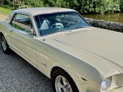 Ford Mustang 1964 1/2 coupe C - <small></small> 32.500 € <small>TTC</small> - #15