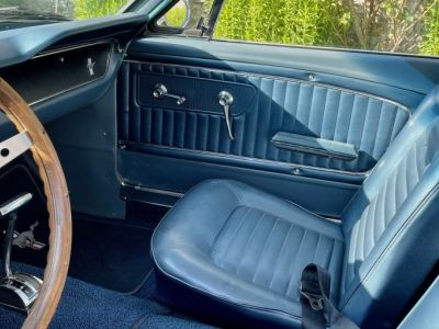 Ford Mustang 1964 1/2 coupe C - <small></small> 32.500 € <small>TTC</small> - #24