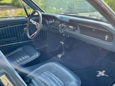 Ford Mustang 1964 1/2 coupe C - <small></small> 32.500 € <small>TTC</small> - #30