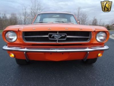 Ford Mustang 1965 - <small></small> 24.200 € <small>TTC</small>