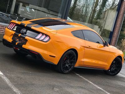 Ford Mustang 2.3i EcoBoost BVA-10 SPORT ÉDITION FULL OPTIONS - <small></small> 34.950 € <small>TTC</small> - #2