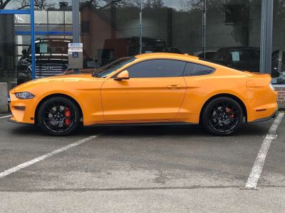 Ford Mustang 2.3i EcoBoost BVA-10 SPORT ÉDITION FULL OPTIONS - <small></small> 34.950 € <small>TTC</small> - #4
