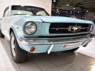 Ford Mustang 289Ci Fastback - <small></small> 45.900 € <small>TTC</small> - #10