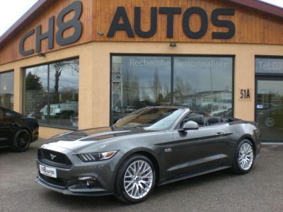 Ford Mustang 5.0 CABRIOLET PACK PREMIUM 2016 - <small></small> 41.900 € <small>TTC</small> - #1
