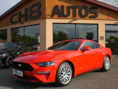 Ford Mustang 5.0 coupe gt bva10 phase 2 - <small></small> 49.900 € <small>TTC</small> - #1