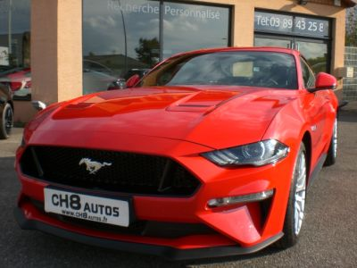 Ford Mustang 5.0 coupe gt bva10 phase 2 - <small></small> 49.900 € <small>TTC</small> - #2