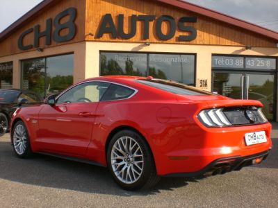 Ford Mustang 5.0 coupe gt bva10 phase 2 - <small></small> 49.900 € <small>TTC</small> - #8