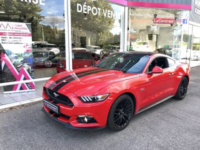 Ford Mustang 5.0 V8 421CH GT - <small></small> 47.990 € <small>TTC</small> - #1
