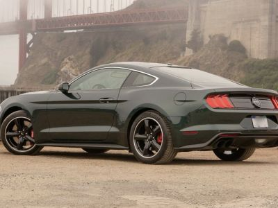 Ford Mustang Bullitt Magnetic Ride Coupé - MALUS INCLUS - 7 ANS GARANTIE/Européenne - <small></small> 76.500 € <small>TTC</small> - #2