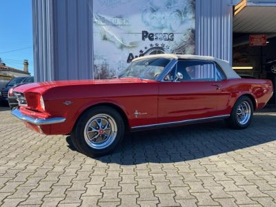 Ford Mustang CABRIOLET 1965 - <small></small> 49.900 € <small>TTC</small> - #4