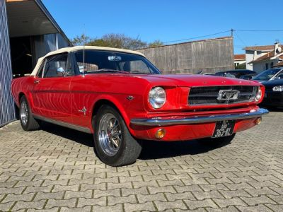 Ford Mustang CABRIOLET 1965 - <small></small> 49.900 € <small>TTC</small> - #7